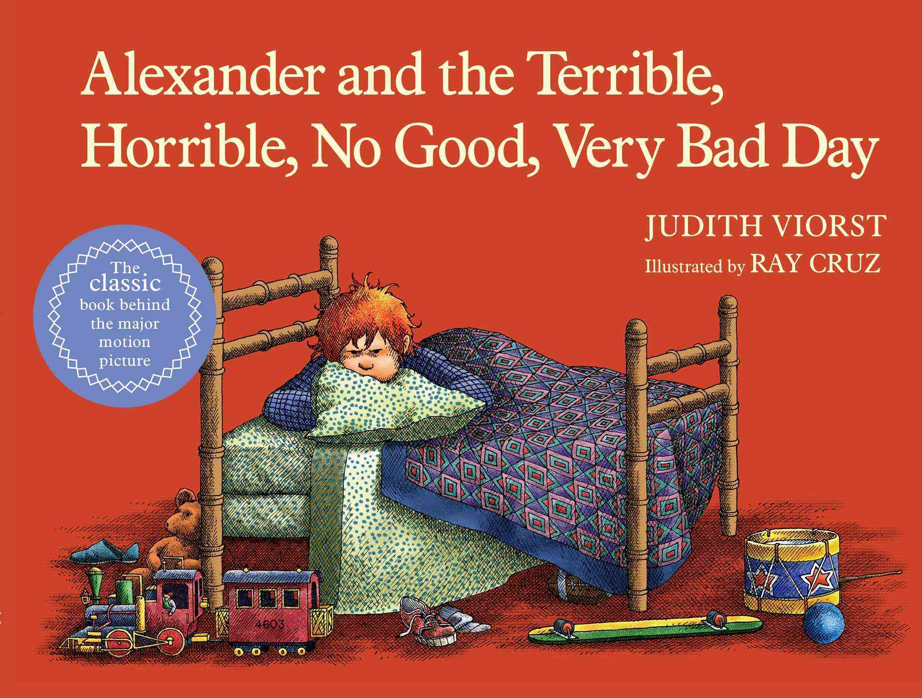 Alexander and the Terrible, Horrible, No Good, Very Bad Day By Viorst, Judith/ Cruz, Ray (ILT)